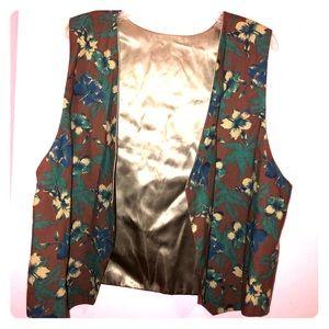 Jackets & Blazers - Vintage Vest